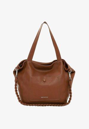FIORELLA - Handbag - cognac 700