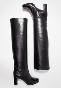 L'Autre Chose - Over-the-knee boots - black - 3