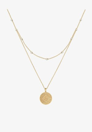 GLASS CRYSTAL - Ketting - gold