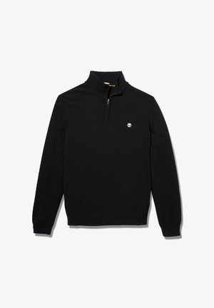 COHAS BROOK MERINO - Jumper - black