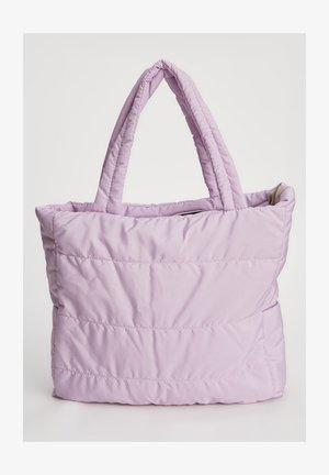 Tote bag - purple