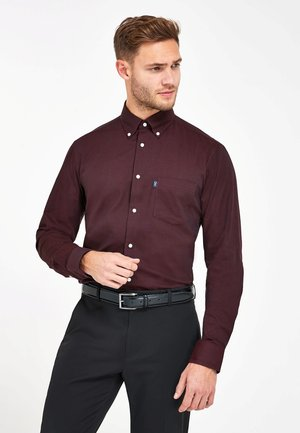 Oxford  - Shirt - dark purple