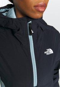 The North Face - WATERPROOF FANORAK - Outdoor jacket - dark blue - 5