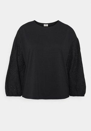 JDYSACRAMENTO  - Långärmad tröja - black