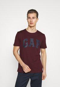 GAP - BASIC ARCH 2 PACK - Print T-shirt - multi - 1