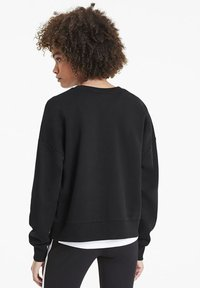 Puma - Sweatshirt - black-metallic silver - 2