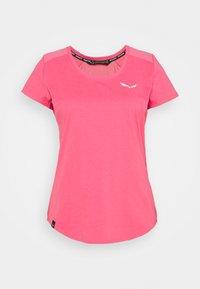 Salewa - ALPINE - T-shirts basic - camellia rose - 0