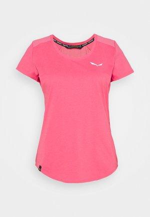 ALPINE - T-shirts - camellia rose