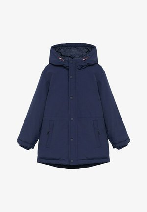 SUZI8 - Winter coat - blu marino scuro