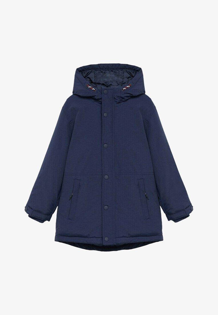 Mango - SUZI8 - Winter coat - blu marino scuro