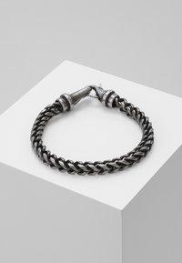Vitaly - KUSARI - Bracelet - antiqued steel - 0