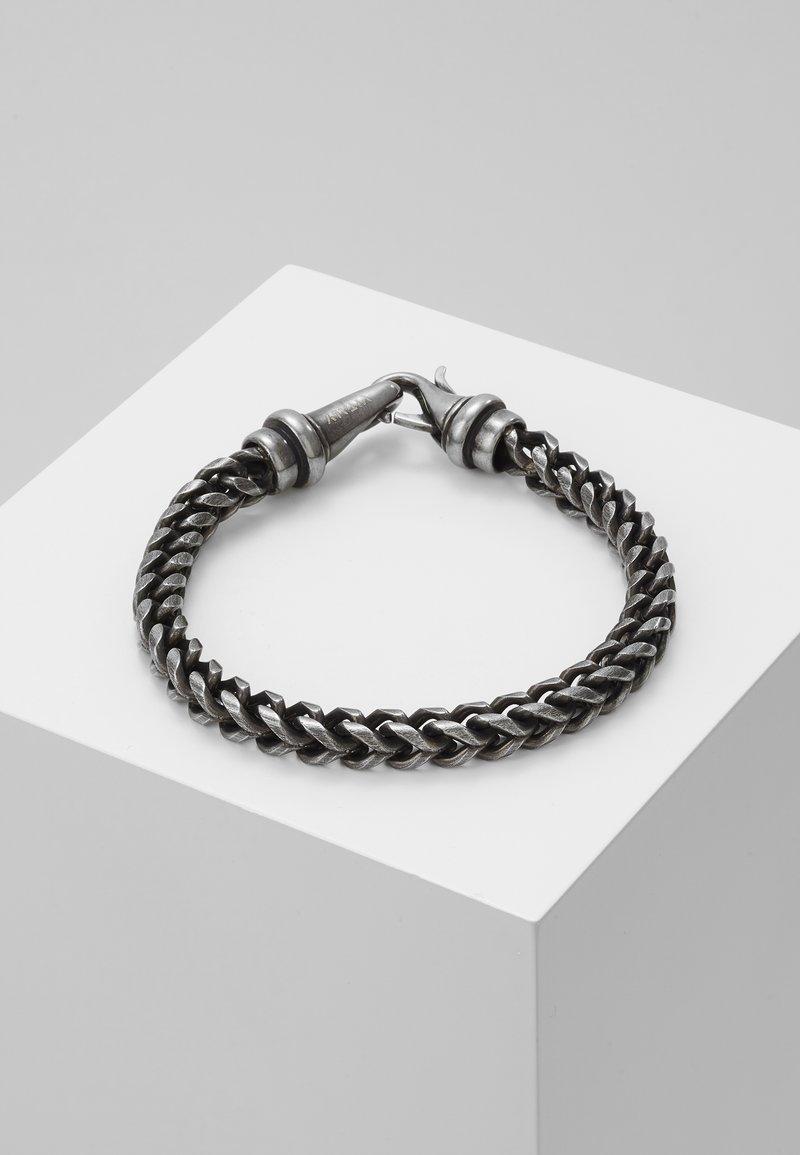 Vitaly - KUSARI - Bracelet - antiqued steel