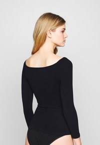 Free People - Hemd - black - 2