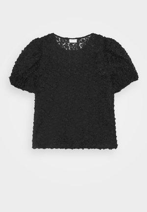 VIPUFFY  - Blouse - black