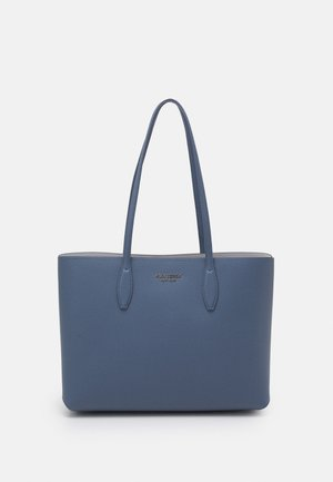 ALDY TOTE SET - Tote bag - bass blue