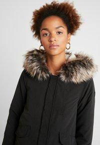 ONLY - ONLNEW SKYLAR - Winter coat - black - 4