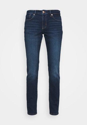 LANG - Slim fit jeans - dark blue
