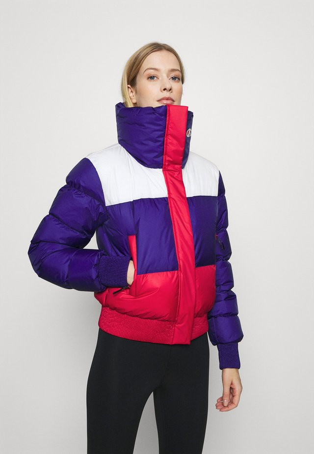 JACKET ROCHESTER - Winterjas - blue/white/red