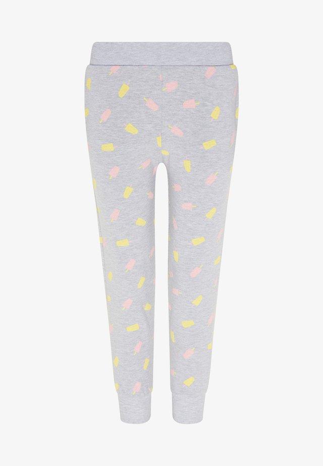 Pantaloni sportivi - hellgrau