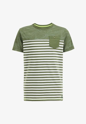 MET DESSIN - T-shirts print - green