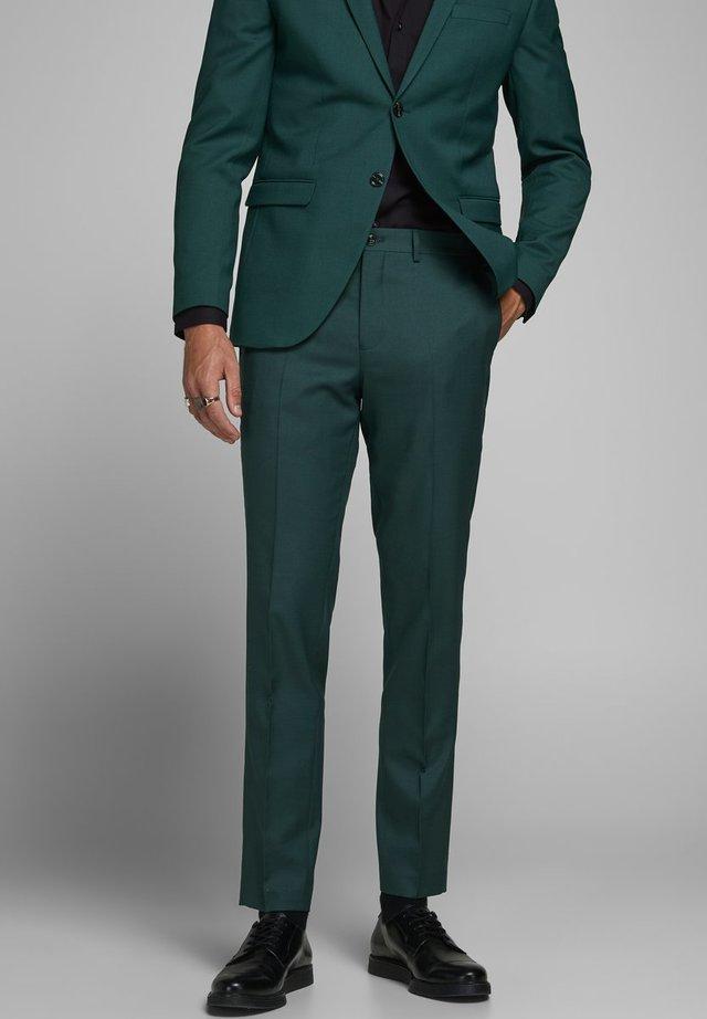 Spodnie garniturowe - darkest spruce
