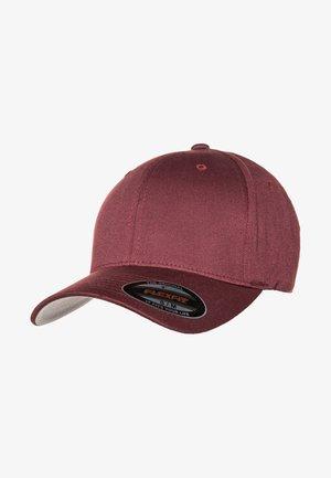 COMBED - Cap - maroon