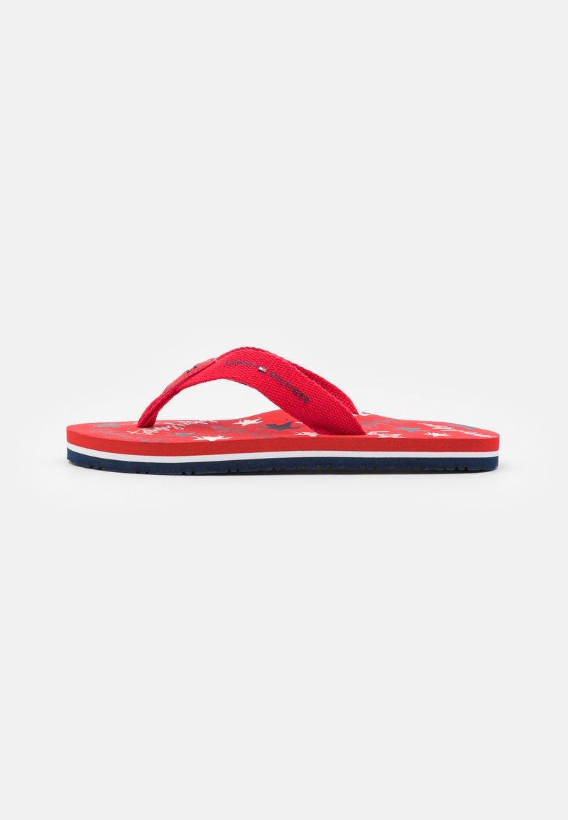 Tommy Hilfiger - T-bar sandals - red