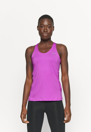RACER TANK - Sports shirt - exotic bloom