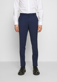 Michael Kors - SLIM FIT SUIT - Suit - navy - 4