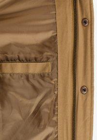 Solid - FERDINAND - Winter jacket - light brown - 4