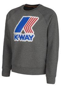 K-Way - EMANUEL - Sweatshirt - md grey mal - 1