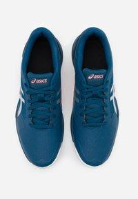 ASICS - GEL-GAME 7 - Multicourt tennis shoes - mako blue/pure silver - 3