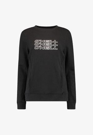 Sweatshirt - black out