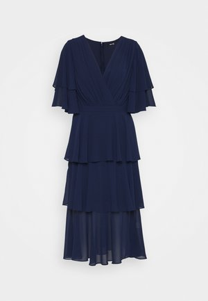 GIANA - Cocktailjurk - navy