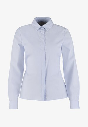 VICTORIA - Button-down blouse - pale blue