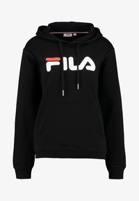 Fila Petite - PURE HOODY - Felpa con cappuccio - black - 4