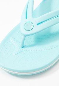 Crocs - CROCBAND - Pool shoes - ice blue - 2