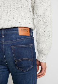 Tommy Jeans - SIMON  - Jeans Skinny Fit - dark-blue denim - 5