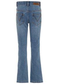 Molo - ALIZA - Bootcut jeans - mid blue wash - 1
