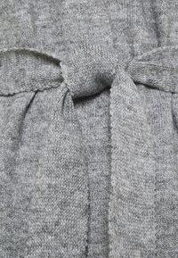 Anna Field - BELTED CARDIGAN  - Kardigan - mottled grey - 2