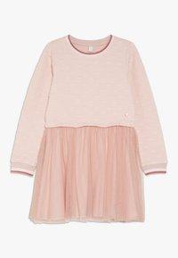 Esprit - DRESS - Jersey dress - light blush - 0