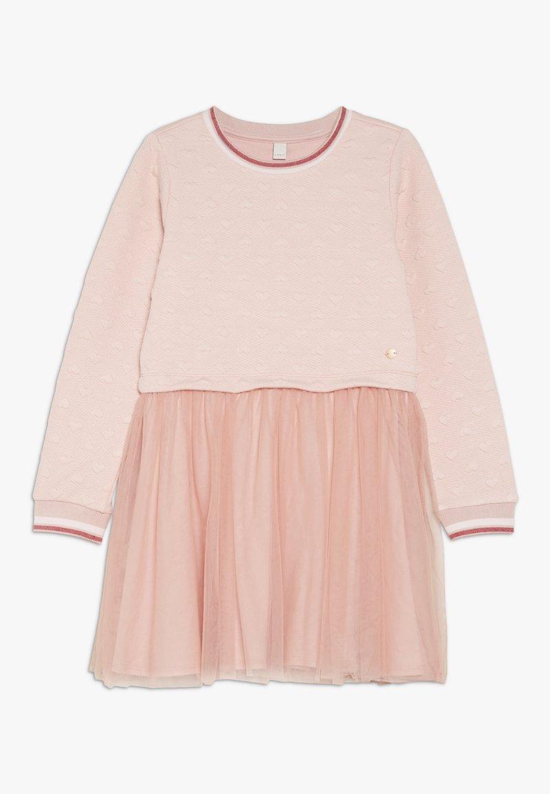 Esprit - DRESS - Jersey dress - light blush