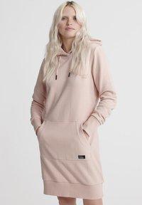 Superdry - ORANGE LABEL  - Day dress - dusty pink - 0