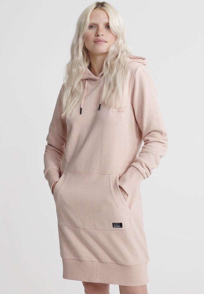 Superdry - ORANGE LABEL  - Day dress - dusty pink