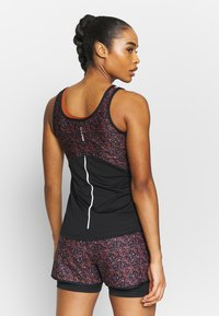 ONLY Play - ONPDAMMAN TRAINING - Top - black/mesa rosa - 2