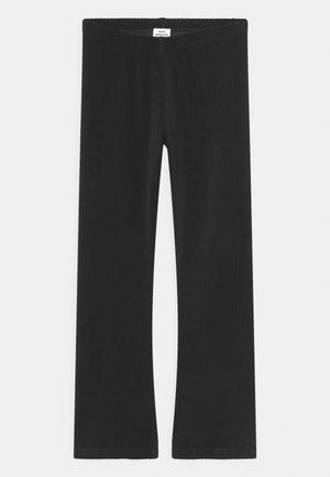 STRETCH LONINA - Trousers - black