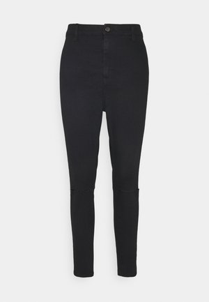 BLACK RIP JONI - Jeans Skinny Fit - black