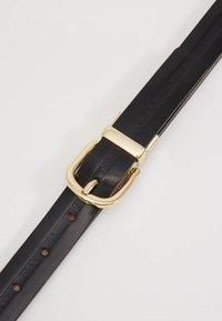 Trussardi Jeans - Cintura - black - 5