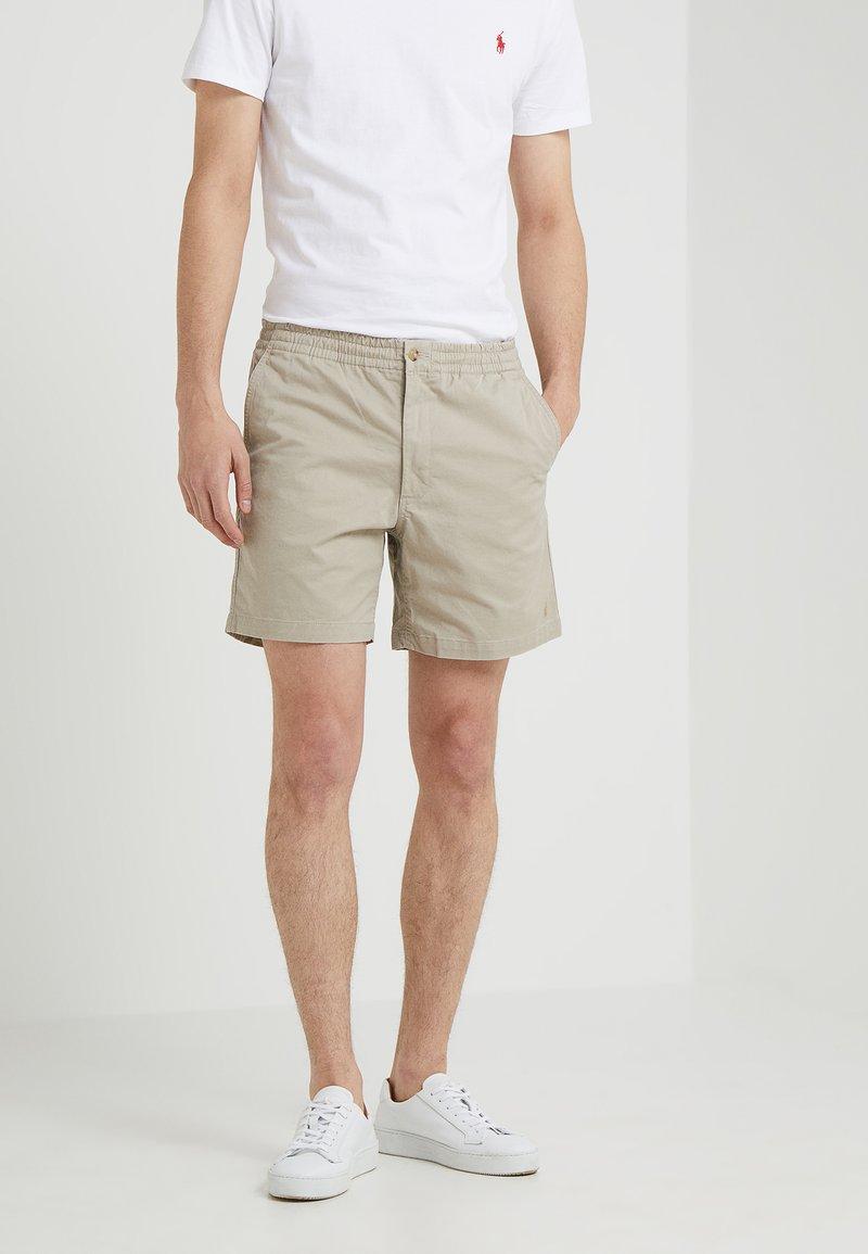 Polo Ralph Lauren - 6-INCH POLO PREPSTER TWILL SHORT - Shorts - khaki tan