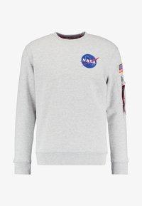 Alpha Industries - NASA - Bluza - greyheather - 5